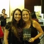 Fui agraciada com um exemplar de O Senhor da Luz da linda Graciele Ruiz