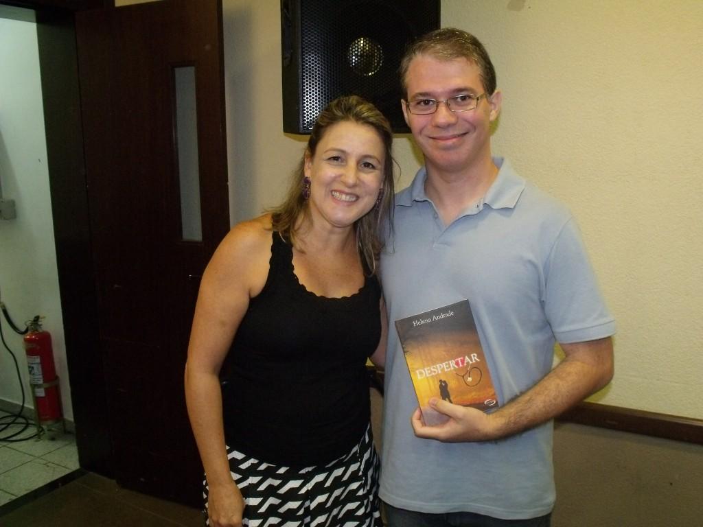 Com Rodrigo Mendes