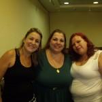 Com a Mari Scotti e Drika