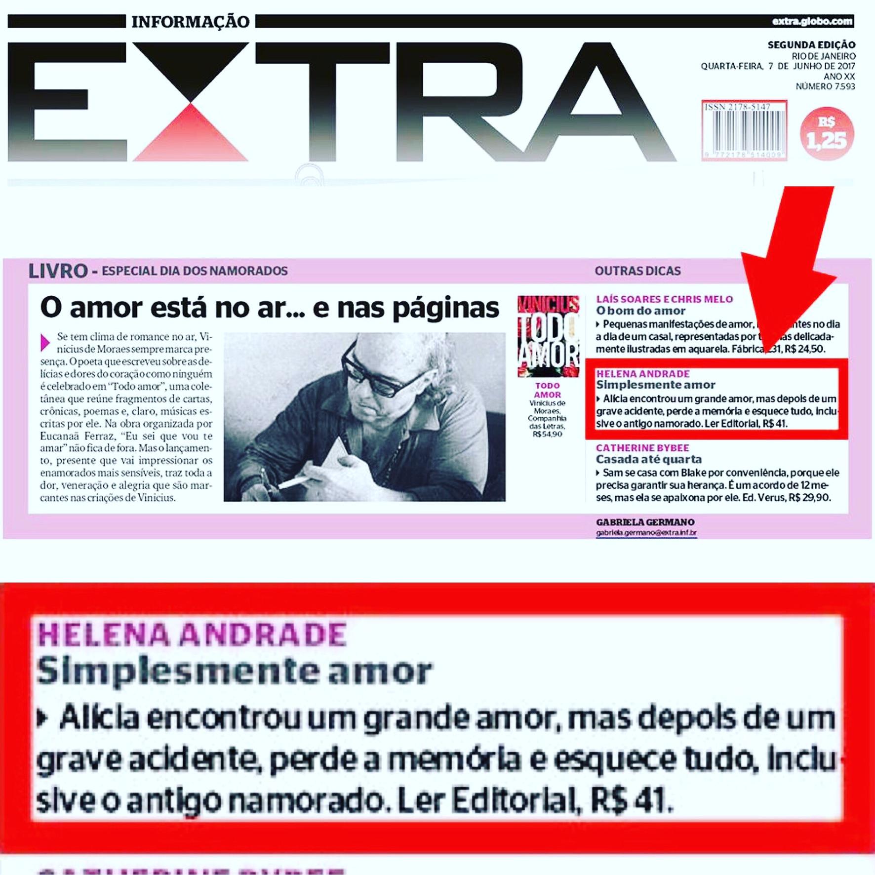 extra simplesmente